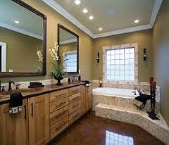 Bathroom countertops can update the look of your whole Bathroom remodel
