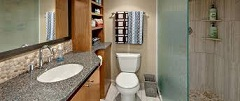 Malibu Beach Bathroom Remodeling